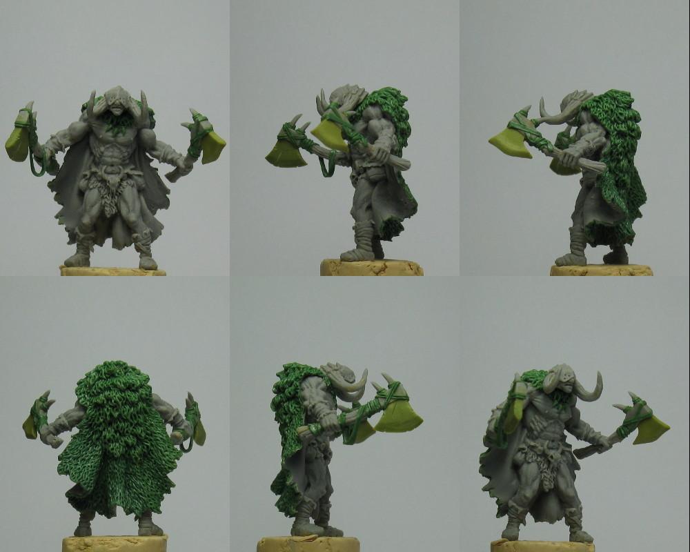 [KS] Des gobelins & des trolls Barbarian2